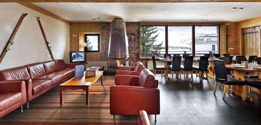 Chalet Chardonnet - lounge